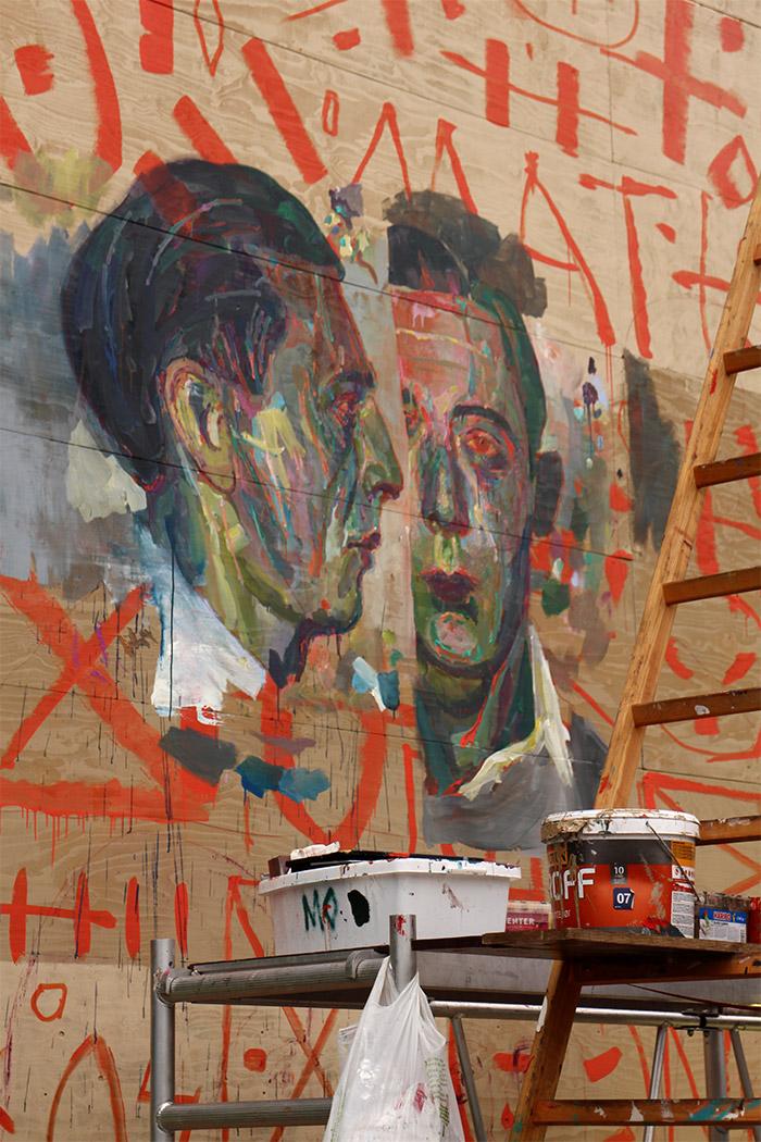 street art aarhus festuge brisk