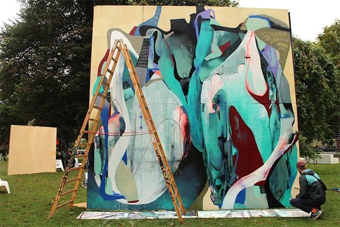 aarhus street art albert ruiner