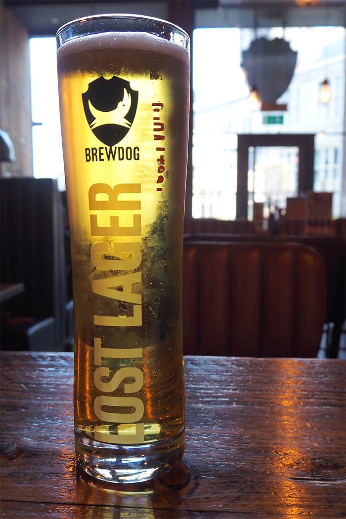 bière aberdeen brewdog