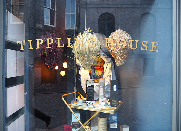 the tipplings house cocktail bar aberdeen