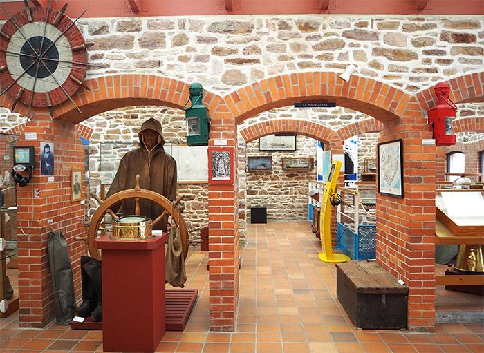 musée de la mer paimpol bretagne