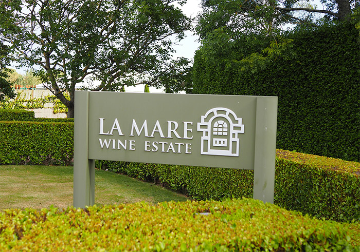 jersey la mare wine estate