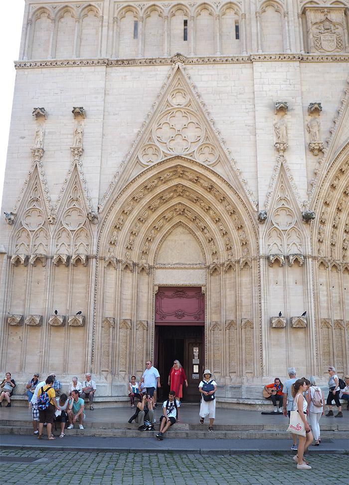 vieux lyon cathedrale saint jean