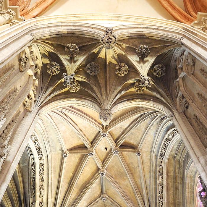 gothique cathedrale lyon jean