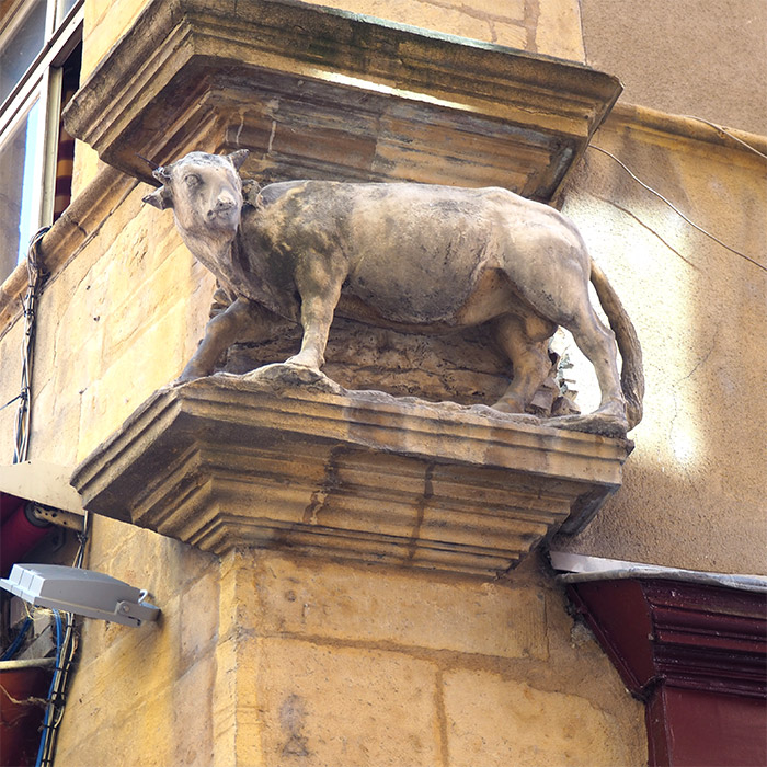 rue du boeuf vieux lyon