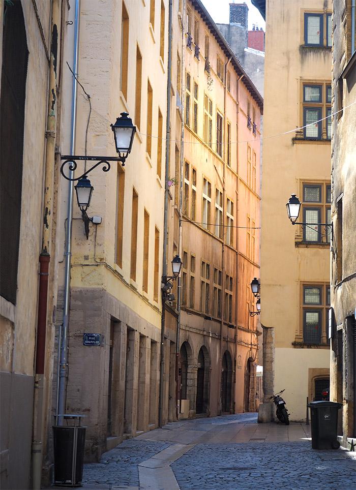 vieux lyon rue