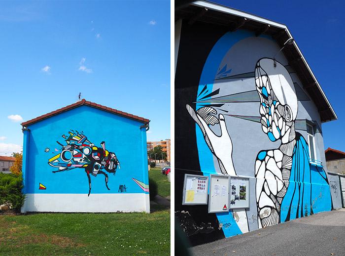 safir festival street art moliere