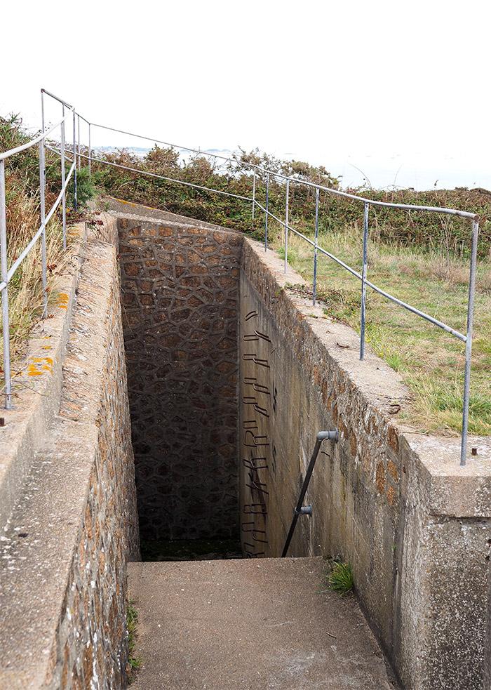 jersey bunkers war