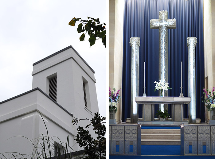jersey glass church lalique