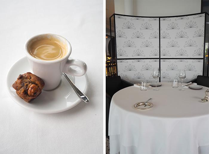 agapa cafe mignardise belouga restaurant