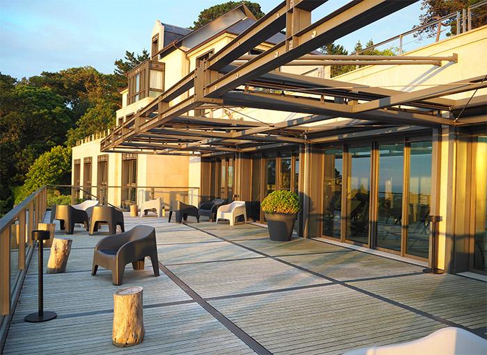 hotel agapa cinq étoiles solarium
