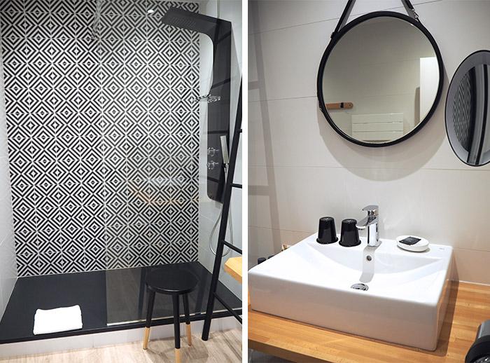 salle bains villa hydrangeas