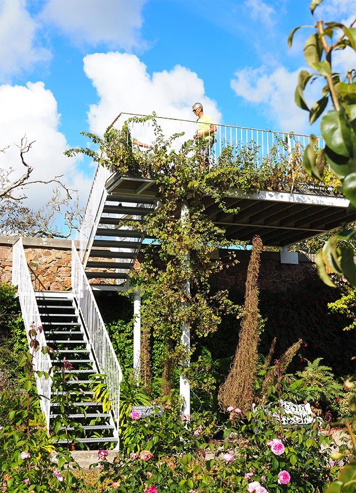 jersey jardin botanique samares