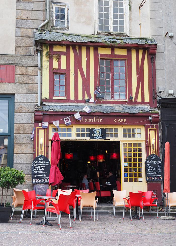 alambic cafe saint malo bretagne
