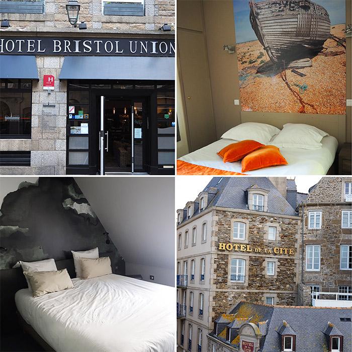 hotels saint malo bretagne