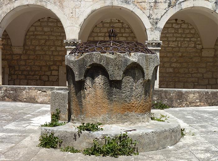 hvar monastere franciscain croatie
