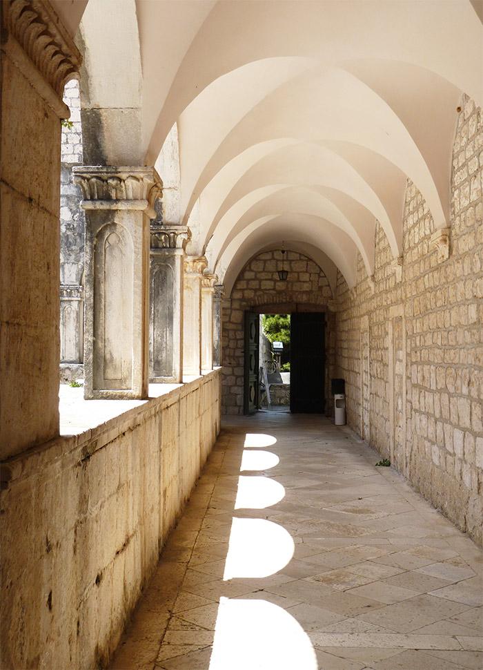 monastere franciscain hvar