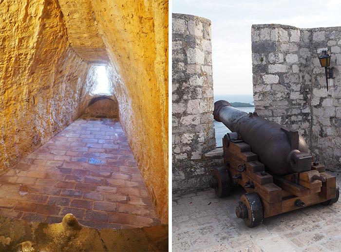 croatie hvar chateau forteresse