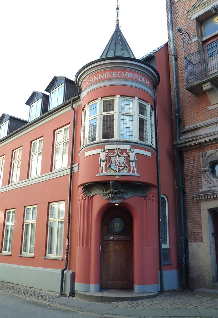 danemark aarhus architecture