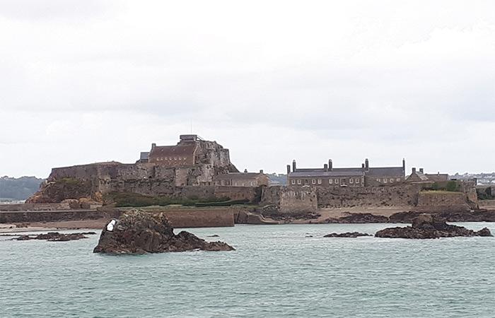 chateau elizabeth saint helier jersey