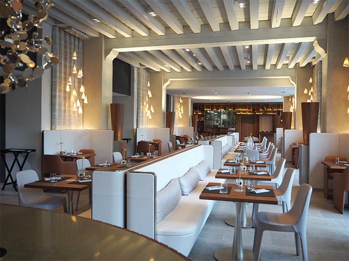 intercontinental restaurant epona