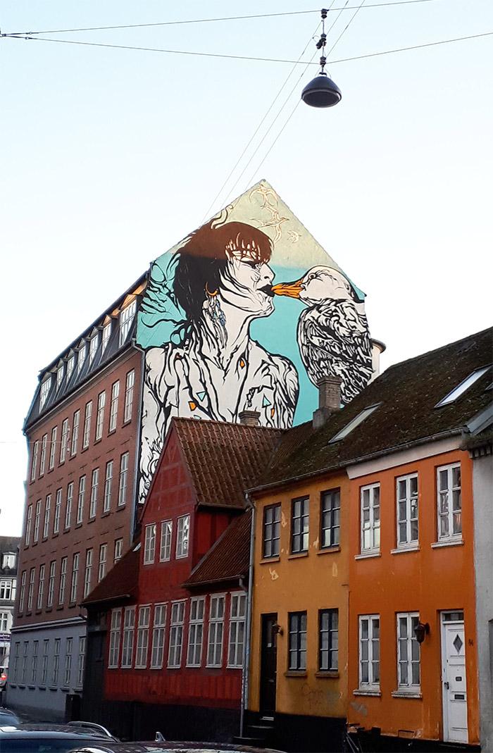 aarhus street art hans krull
