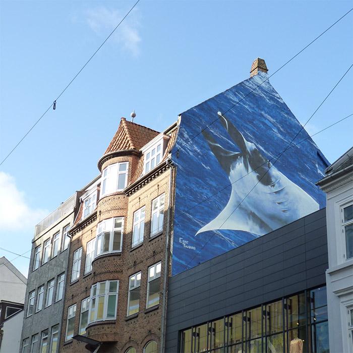 eske touborg street art aarhus