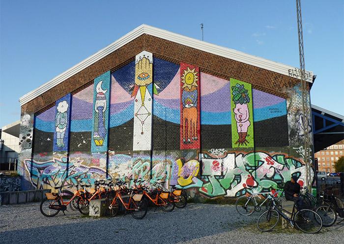 street art aarhus manoel quiterio