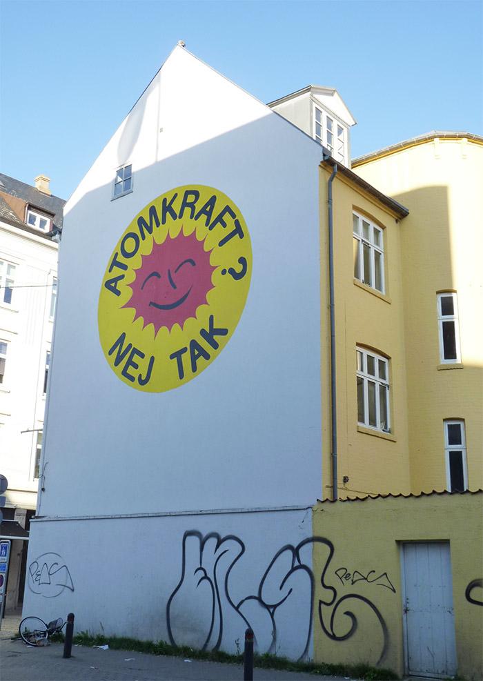 nuclear nej tak logo aarhus