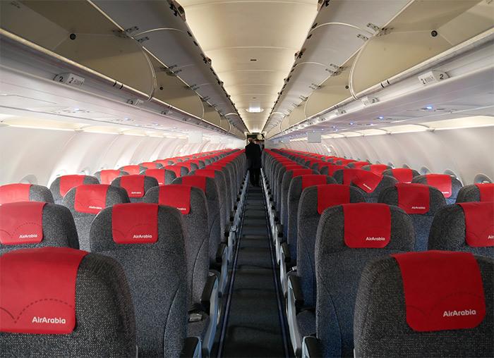 Air Arabia Lyon Tanger Airbus A320