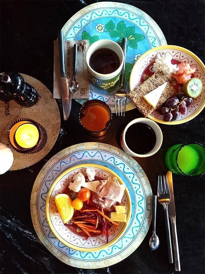 manon les suites copenhague petit dejeuner