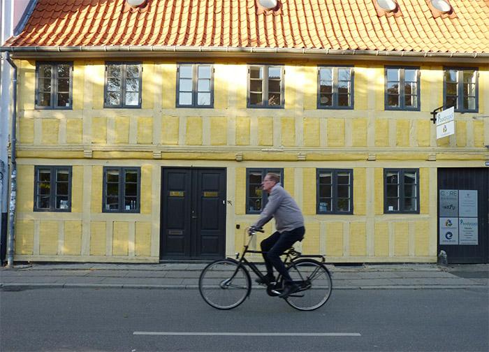 maison aarhus danemark