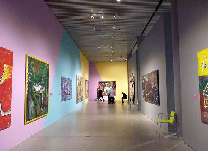 musée aarhus aros peinture