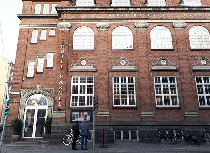mission huset aarhus danemark