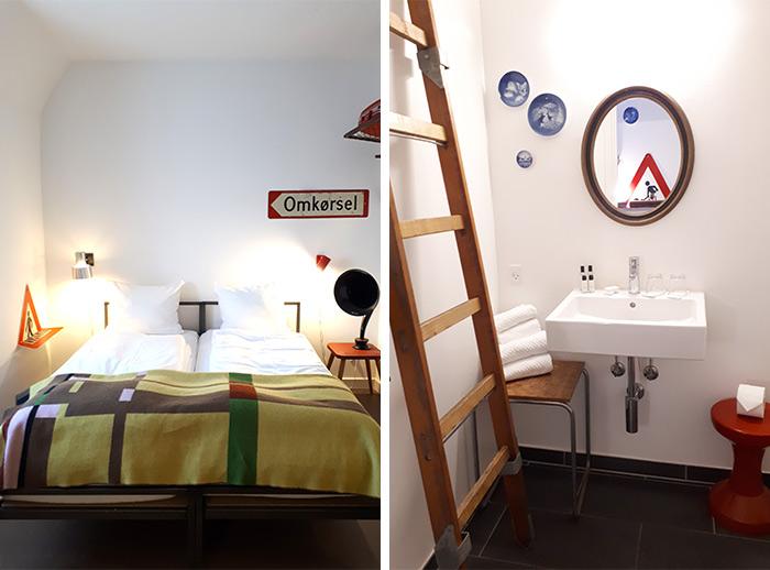 aarhus huset carmel hotel bedroom