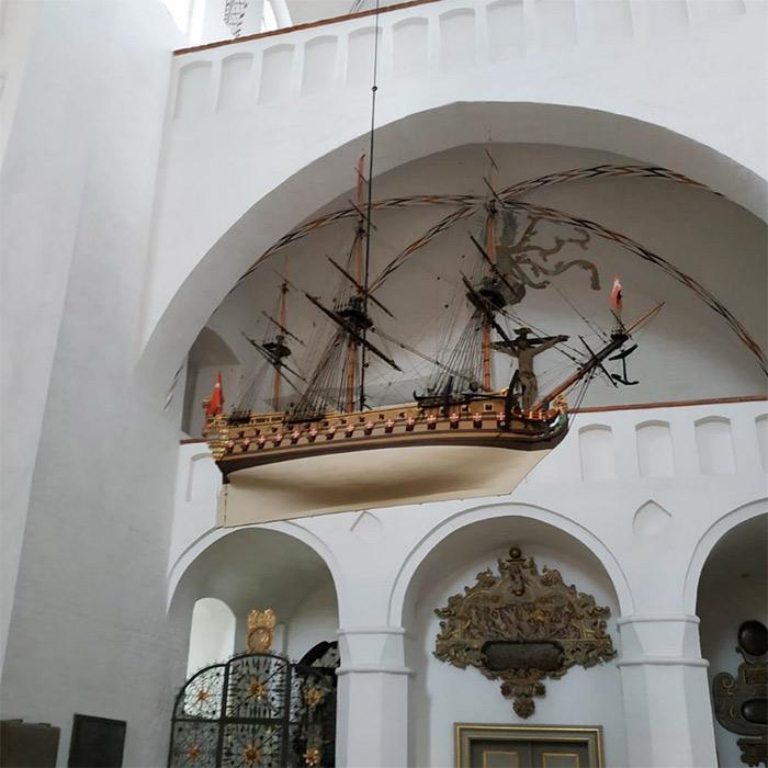danemark aarhus cathedrale domkirke
