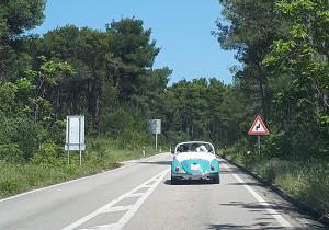 hvar en voiture croatie