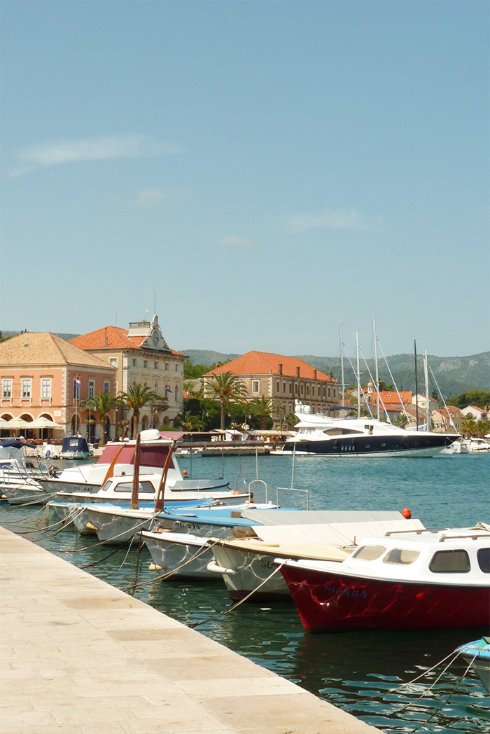 croatie hvar starigrad port
