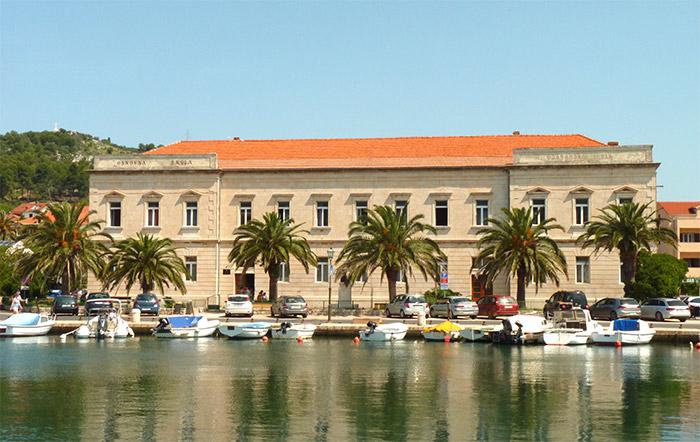 croatie hvar stari grad