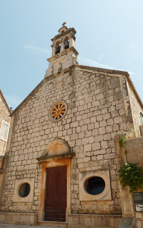 eglise stari grad croatie