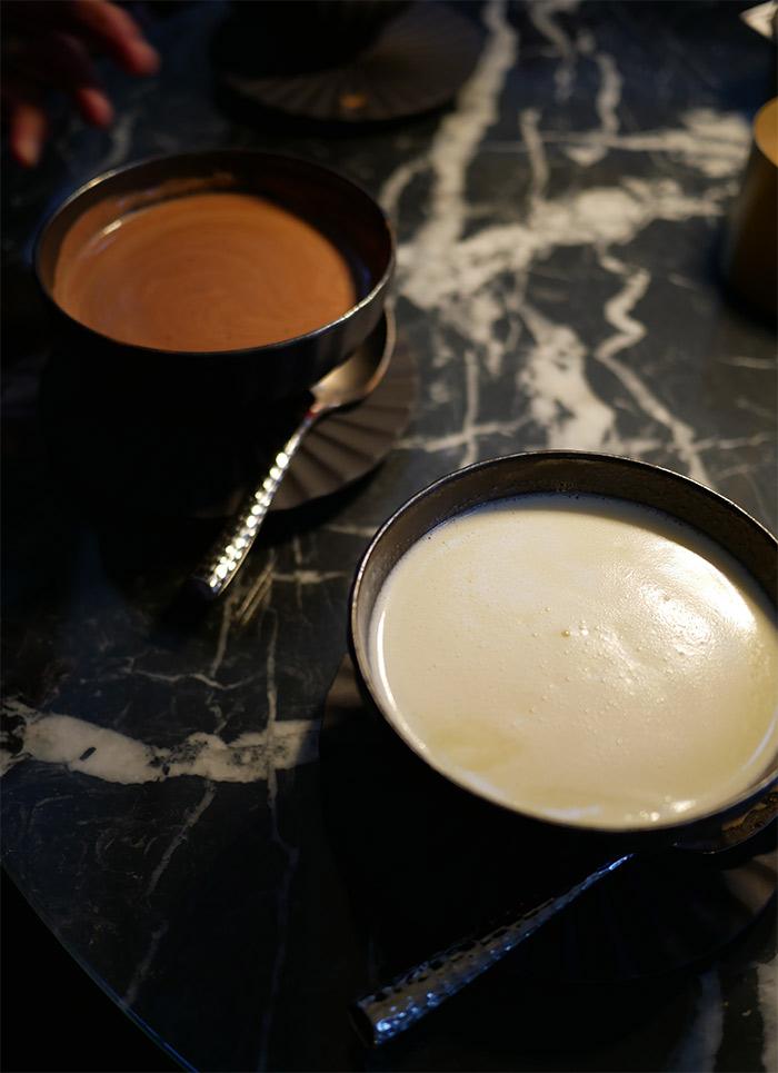 teatime intercontinental chocolat chaud