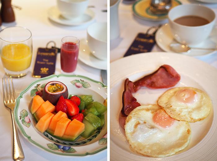 petit dejeuner longueville breakfast