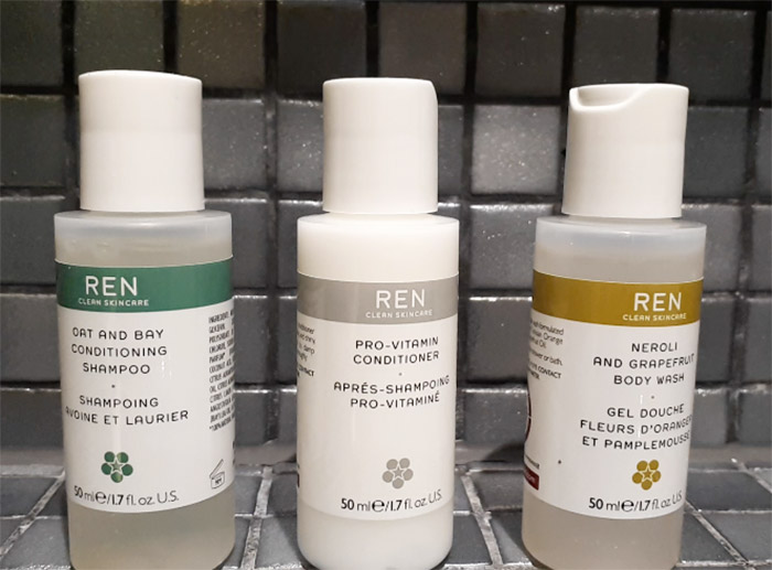 Ren products longueville manor St Helier