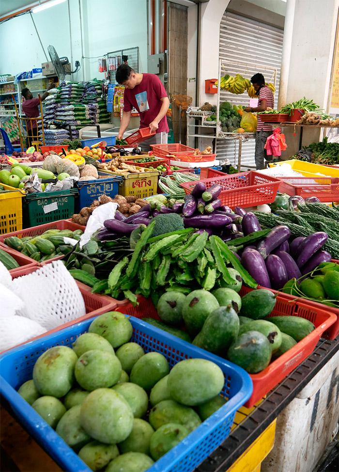 marché kuala lumpur china town