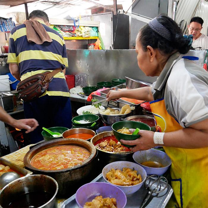 kuala lumpur china town market