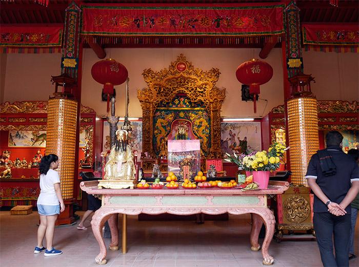 temple chinois malaisie