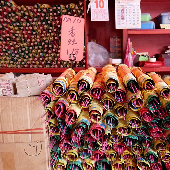 temple chinois china town kuala lumpur