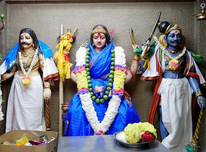 kuala lumpur temple hindou