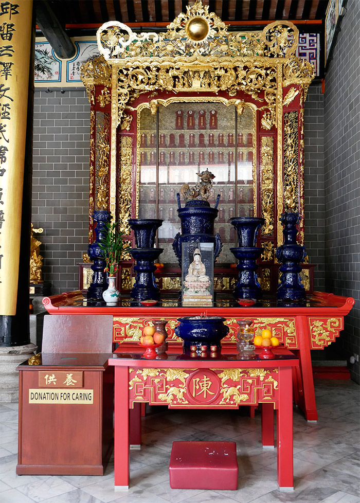kuala lumpur temple chinois