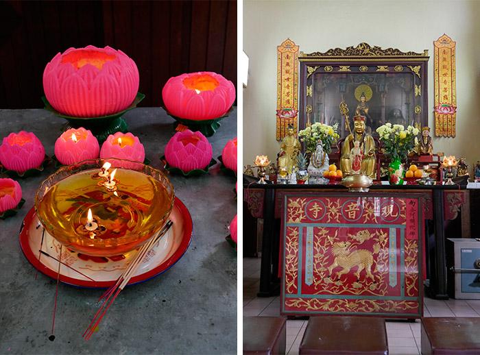 kuan yin temple kuala lumpur chinois
